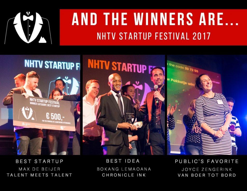 NHTV startups
