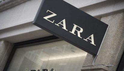 Zara opent winkel in Breda