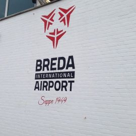 breda international airport