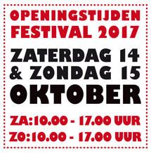 stripfestival Breda openingstijden