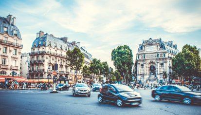 transport naar Frankrijk